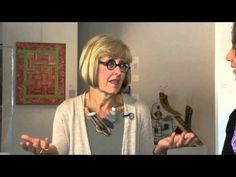 The Kearsarge Chronicle presented by New London Hospital with Polymer Clay Artist, Kathleen Dustin - YouTube