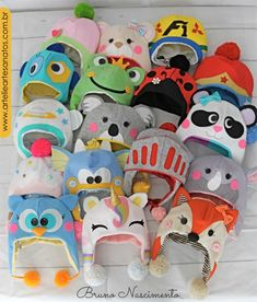 Sewing Kids Clothes, Sewing For Kids, Sewing Crafts, Sewing Projects, Cute Cat Wallpaper, Fleece Projects, Fleece Hats, Fashion Sewing, Crochet For Kids