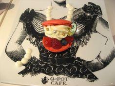 スイーツもインテリアもかわいすぎる☆ ジュエリーみたいなスイーツが食べられる「Q-potCafe.」に行ってきたよ!