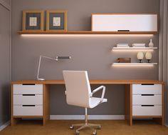 Минимализм в интерьере офиса
