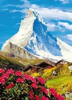 ♥ The Matterhorn