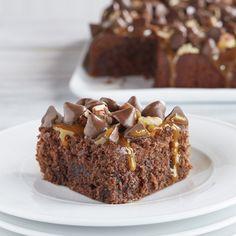 Turtle Cake with Caramel Filled DelightFulls™