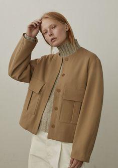 Marianne Jacket In Camel