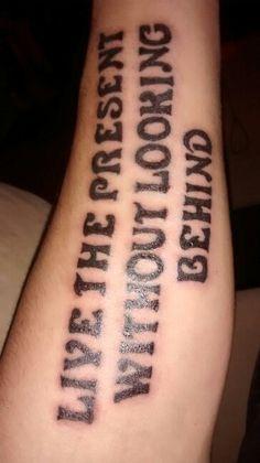 Tatoo proverbs