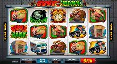 Bust The Bank on varmasti hyvää Microgaming kolikkopeli verkossa! Tämä pelissa on hyvää mahdolisuus voitta isot rahat kaikkille. Kolikkopelissa on valtava grafiika, erilaiset bonuspelit, 5 rullat ja 243 voittolinjat.