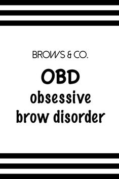 OBD. Who has this? 🙋🏾 Eyebrow Quotes, Makeup Quotes, Beauty Quotes, Waxing Memes, Waxing Tips, Tweezing Eyebrows, Microblading Eyebrows, Best Brow Gel, Rebel