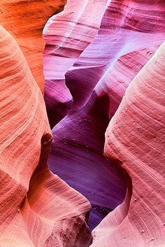 Antelope Canyon, Arizona. Oh mannn, is this what it really looks like? Need to go see for myself!!