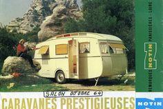Notin caravan brochure