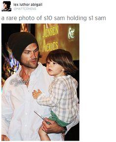 Tom is Jared's Mini-Me.