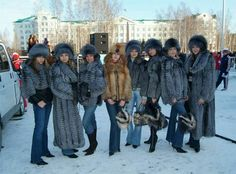furs on female models images - Yahoo Image Search Results