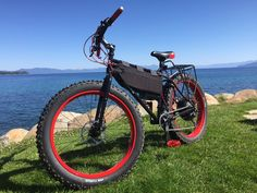 Volt Electric Bicycles - Go up to 50 Mph