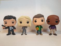 Multiple Custom Funko Pops