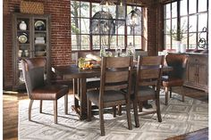 Charcoal Zenfield Dining Room Chair View 5