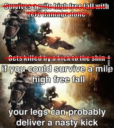 Reasonable titanfall logic