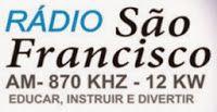 Rádio São Francisco AM de São Francisco do Sul ao vivo