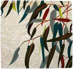 In My Portfolio: Whisperings | Ruth de Vos: Textile Art