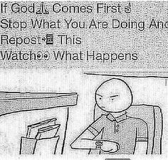 I honestly hate when people post stiff like this because you shouldn't have to post something or be dared to do it to tell you love God bit I still do it just in case he does see this:) Bible Quotes, Bible Verses, Gospel Quotes, Gods Love, My Love, God Loves Me, Lol, God Jesus, Faith In Humanity
