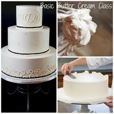Basic butter cream class October 8th, 2014 305-228-8883
