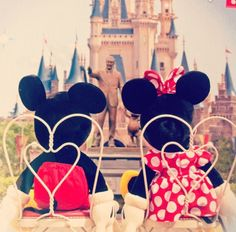 *m Mickey and Minnie