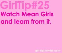 always quote mean girls Always Quotes, Me Quotes, Girls World, Girls Life, Girl Facts, Christian Girls, Girl Tips, Mean Girls, E Cards