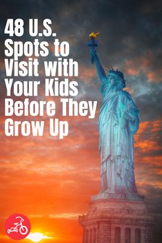 We searched from the top of skyscrapers to the lowest desert in the U.S. to put together this list of amazing family trips. Whether your kids are interested in history or baseball or chocolate, these spots are best visited when your kids are little. Print it out and make your to-do list for 2020. Your next family vacation awaits! Us Road Trip, Family Road Trips, Deserts In The Us, Travel With Kids, Family Travel, Kids Travel Activities, Places To Travel, Places To Visit, Travel Songs