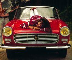 Peugeot 404 Pinifarina