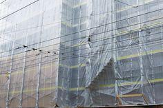 scafolding textil
