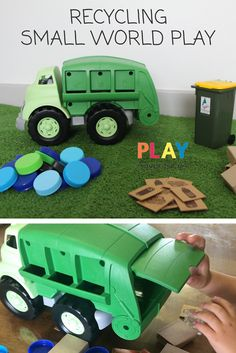 Earth Day Crafts For Kids Recycling Home