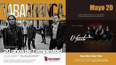 Tempestad de La Barranca es uno de los discos más importantes en la historia del rock nacional, aceptado por la crítica (prensa) y amado por los melómanos.