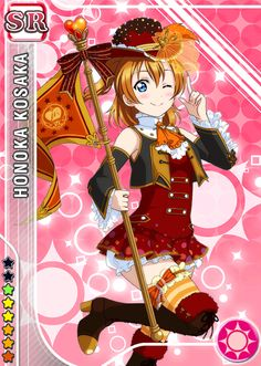 love live school idol festival valentine - Google Search