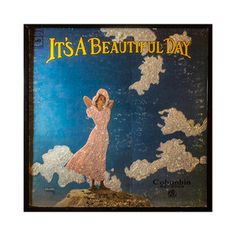 It's A Beautiful Day, $84, now featured on Fab.
