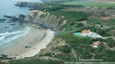 A Terceira Dimensão - Fotografia Aérea: Praia da Amália