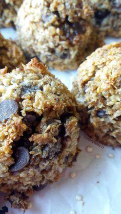 Las Mejores Galletas Veganas de Quinoa con Chips de Chocolate