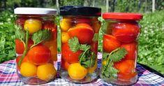 Salsa, Jar, Stuffed Peppers, Vegetables, Food, Red Peppers, Stuffed Pepper, Essen, Vegetable Recipes