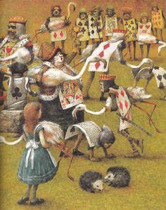 Robert Ingpen's Alice in Wonderland