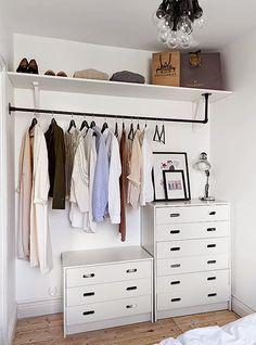 "La Maison Boheme: Trying a ""Capsule Wardrobe"""