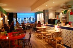 Great sandwiches for lunch at Appeltje Eitje l Den Haag l The Hague l Dutch l The Netherlands