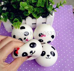 wholesale 100pcs/Lot 4 Styles Kawaii Panda Couple Squishy Cell Phone Charm/Free Shipping|d8e5c3b5-f650-41cf-bf73-c4f3f2224823|Mobile Phone Straps