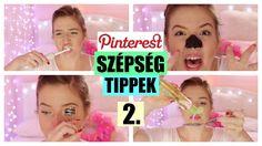 5 Szépségtipp LETESZTELVE #2! | Inez Hilda Papp Youtube, Youtubers, Youtube Movies