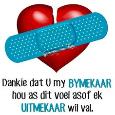 God hou my bymekaar Afrikaanse Quotes, Goeie More, Good Morning Quotes, Wise Words, Best Quotes, Things To Think About, Qoutes, Inspirational Quotes, Motivational
