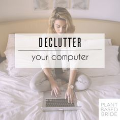 ScheduleMost of us use our computers everyday. So why do we let them get way more cluttered and disorganized than our home? I recently did a laptop rehaul and wanted to share my tips and tricks to a minimal, organized computer with all of you!