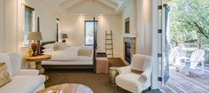 Farmhouse Inn, 5 star hotel in the Russian River valley, #8 hotel in the world, T&L top list (July 2015)