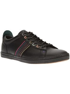 PAUL SMITH - lace-up trainer 6