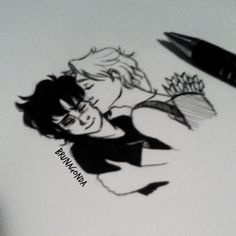 One of my favourites SOLANGELO fanart