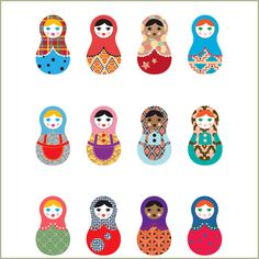 1000 images about russian dolls on pinterest dolls