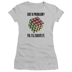Rubik's Cube: Problem Solver Junior T-Shirt