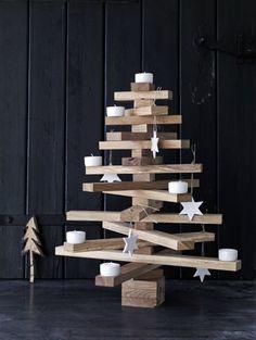 Alternatieve kerstbomen