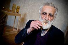 Enzo Mari, designer #Photography by Leonardo Brogioni - Polifemo Fotografia