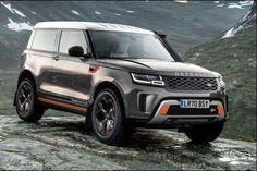 New Land Rover Defender has Finally Unveiled – 2019 News - fairwheels Nouveau Land Rover Defender, New Land Rover Defender, New Defender, Landrover Defender, Luxury Car Brands, Luxury Suv, Transformers, Tata Motors, Jaguar Land Rover