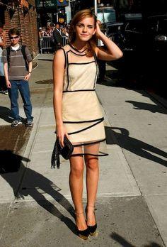 Adorable Emma Watson Street Style 9